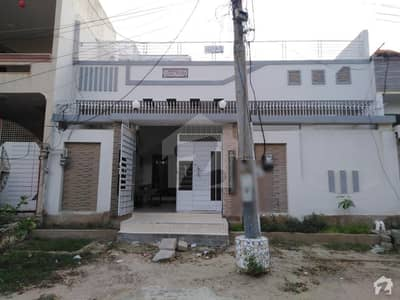 200 Sq Yd Newly Ground  1 Bungalow For Sale