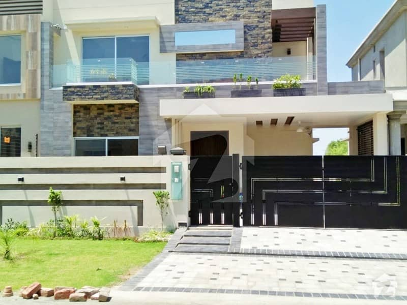 Syed Estates Offers 10 Marla Brand New Outclass Modern Design Bungalow For Sale