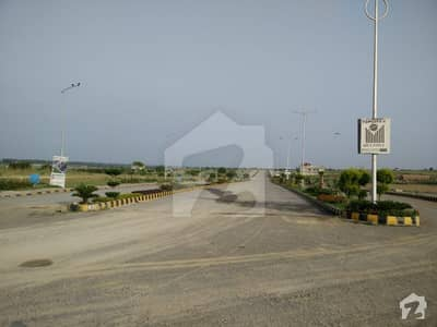30x40 Commercial Plot For Sale In Top City Islamabad
