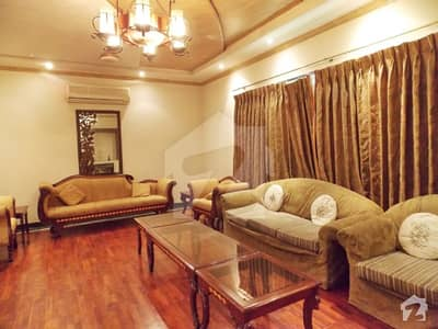1 Kanal Full Furnished Lower Portion Is Available For Rent In Dha Phase 1