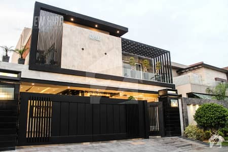 Kanal Mazhar Munir Ultra Modern Luxury Bungalow For Sale