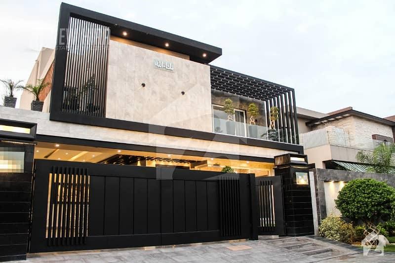 Kanal Mazhar Munir Ultra Modern Luxury Bungalow For Sale