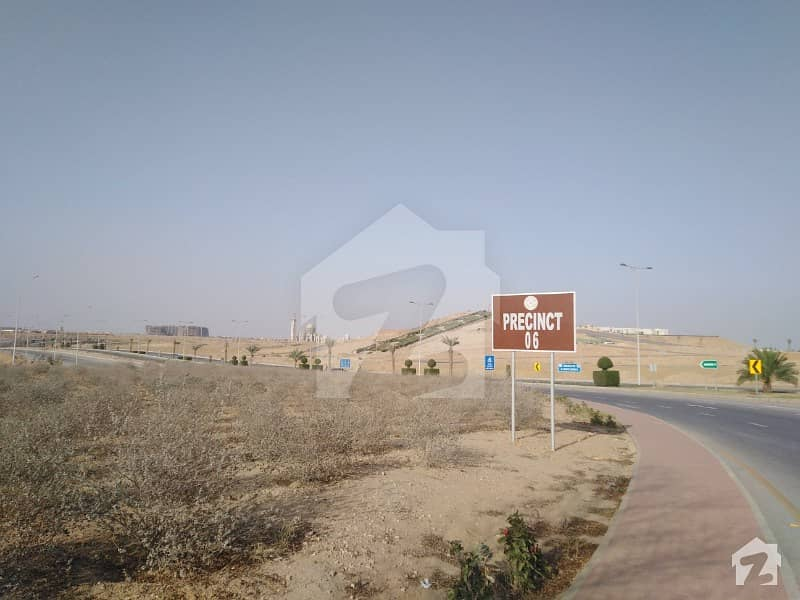 Precinct 16 250 Sq Yard Residential Plot Is Available For Sale In Bahria Town Karachi