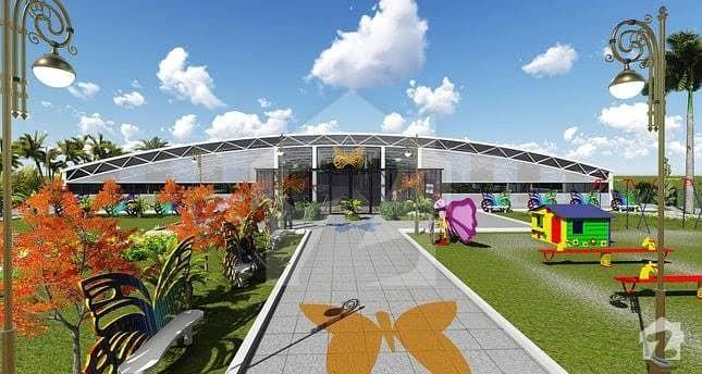 125 Yards Plot Butterfly Park Facing Plot Ideal Location Near Grand Jamia Masjid