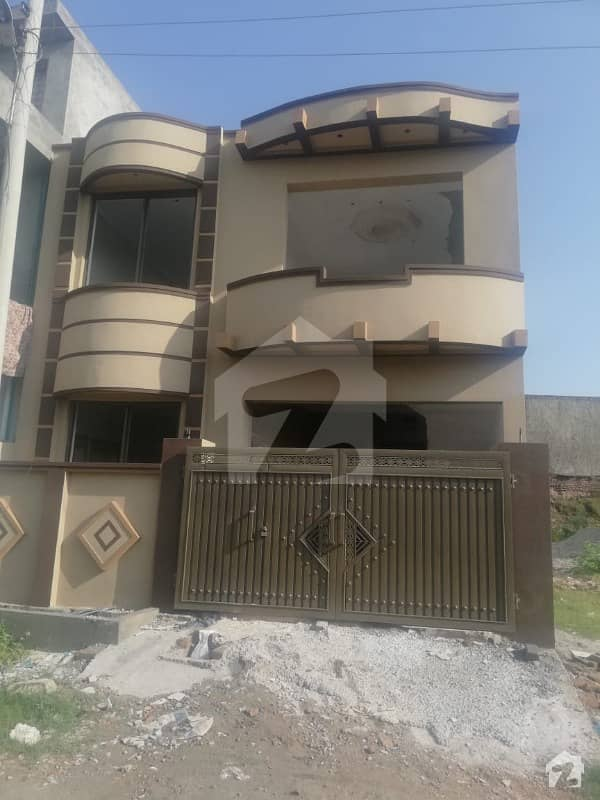 5 Marla One And Half Storey House For Sale in Airport Housing society  Rawalpindi