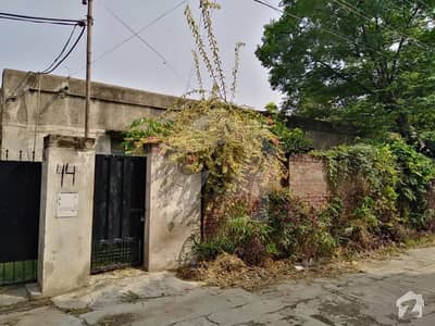 02 Kanal 04 Bed Single Storey On Sale In Miran Khan Road On Sale Opposite Fortress 100 ft Front
