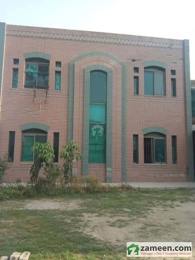 2 Kanal  House For Rent In Main Garden Town Lahore