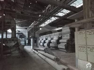 Cotton Factory for Sale on Hasilpur Road Vehari