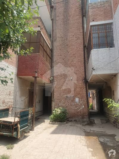 Five Marla Flat No C 12 For Sale Chinab Block Allama Iqbal Town