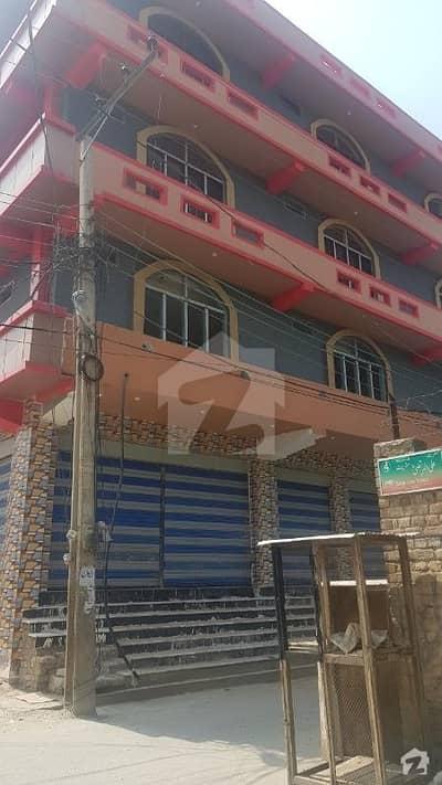 سکندر ٹاؤن پشاور میں 7 کمروں کا 4 مرلہ فلیٹ 16 ہزار میں کرایہ پر دستیاب ہے۔