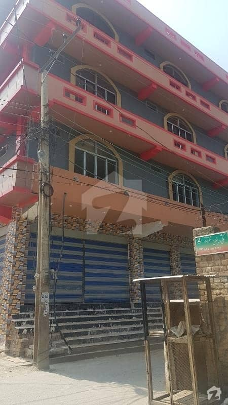 Newly Made Flat In Sikander Town Is Available For Rent