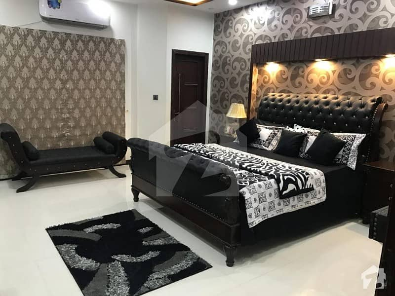 A Beautiful And Graceful 10 Marla Furnished  House For Sale