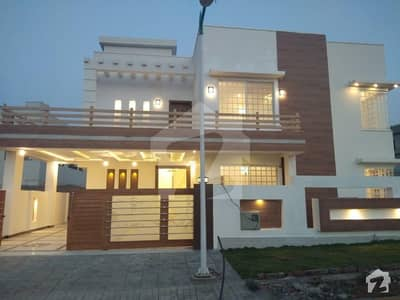 1 Kanal Levish House With 2 Marla Extra Land For Sale In Bahria Phase 8