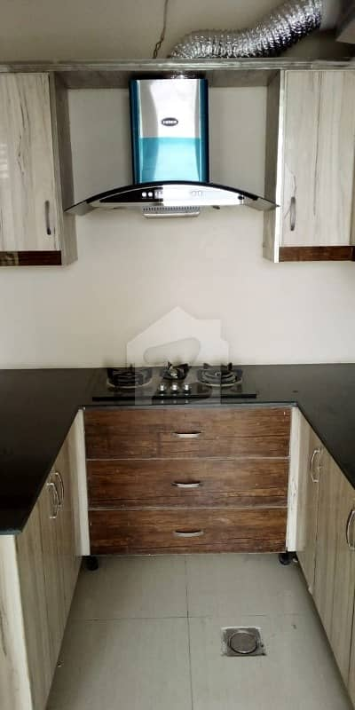 387 square feet Corner  apartment  for sale in Nishtar Block