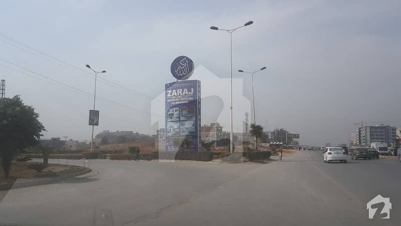 12 Marla Plot Is Available For Sale At Zaraj Housing Society