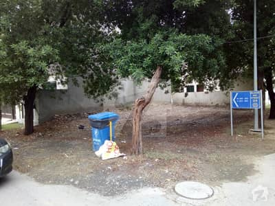 5 Marla Corner Plot On Hot Location For Sale In Bb Block Bahria Town Lahore