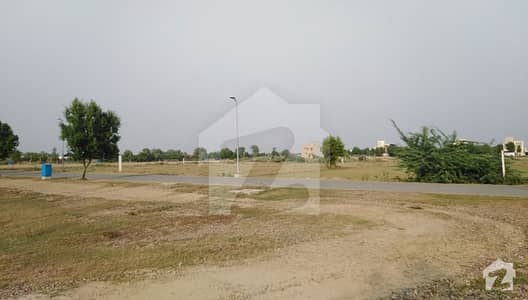 5 Marla Fully Developed Plot For Sale In Bahria Orchard Phase 2
