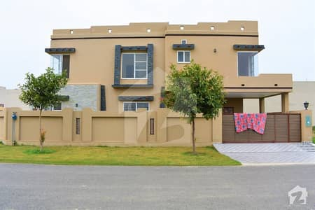 Almost 14 Marla Brand New Corner House For Sale Double Gate Located Near 5 Star Hotel
