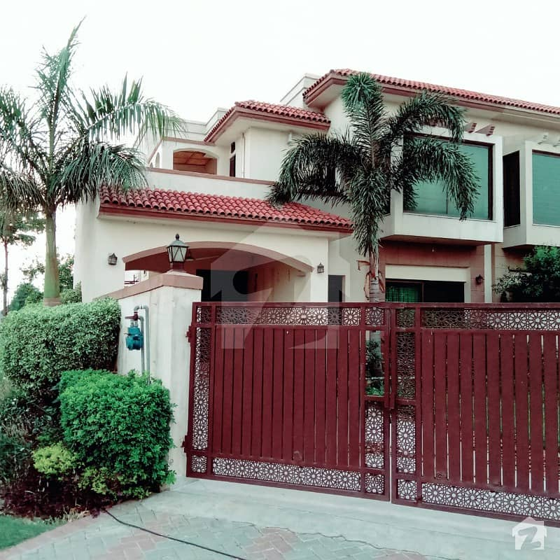 12 Marla Luxury Home Ready For Rent