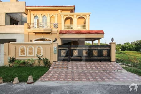 Ten Marla Brand New Double Unit Luxury House For Sale In Dha Phase 8 Air Avenue