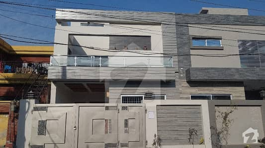 7 marla brand new house for sale in khuda bux colony airport road