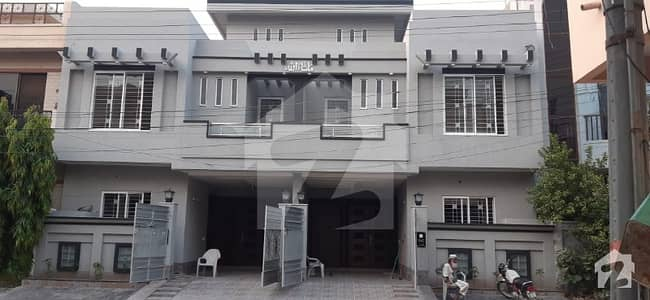 5 Marla Brand New House For Sale In Johar Town Lahore