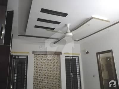 7 Marla Upper Portion For Rent 2 Bed Tv Lounge Good Located In Khayaban-E-Amin Lahore