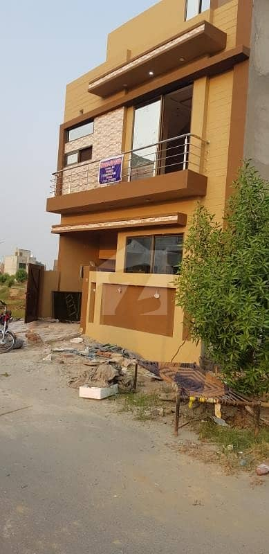Aa Block 7 Marla House For Rent In Bahria Town Lahore