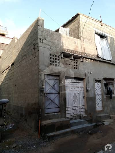House Is Available For Sale In Allahwala Town