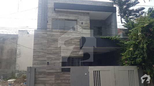 6 marla brand new house for sale in Ali Park airport road