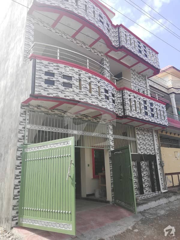 5 Marla Double Storey House For Sale In Koral Near Gulberg Green Islamabad