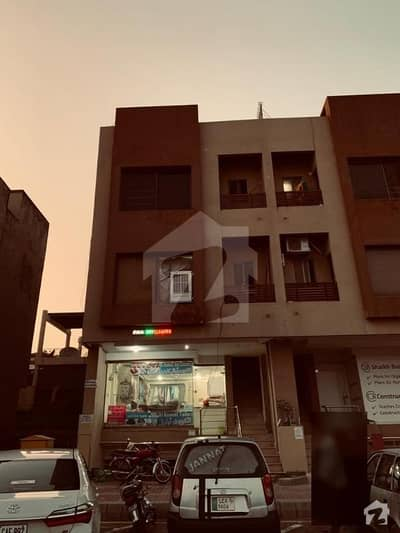 4 Marla plaza in Bahria town phase 5