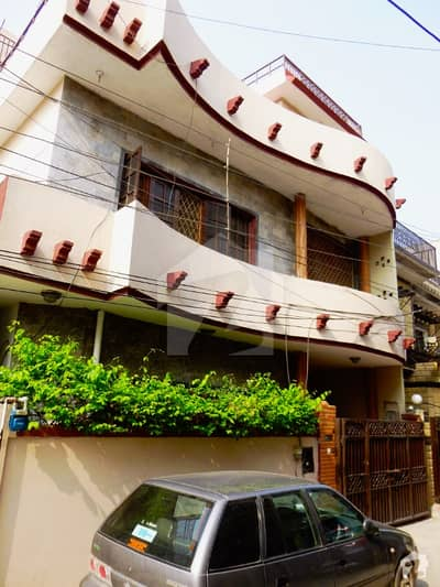 Stunning House Is Available For Sale In Block A Satellite Town