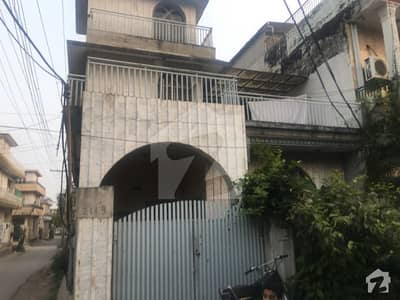Corner House With Ideal Location Near Markaz In I-10/2