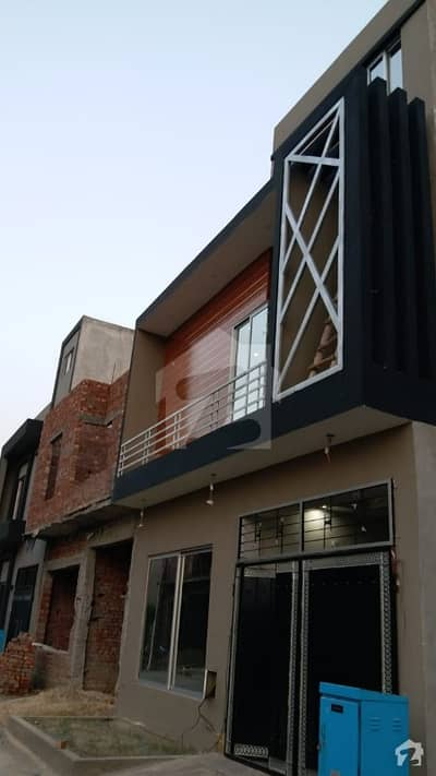 3 Marla Designer House For sale Alkabir Town Lahore Very Near To Becone University on very Reasonable price