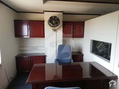 800 Sq Feet Furnished Office Available For Sale At Shahrah E Faisal