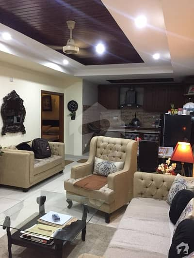 2 Bed Furnished Flat for RENT Spring North Phase 7 Bahria Town Rawalpindi
