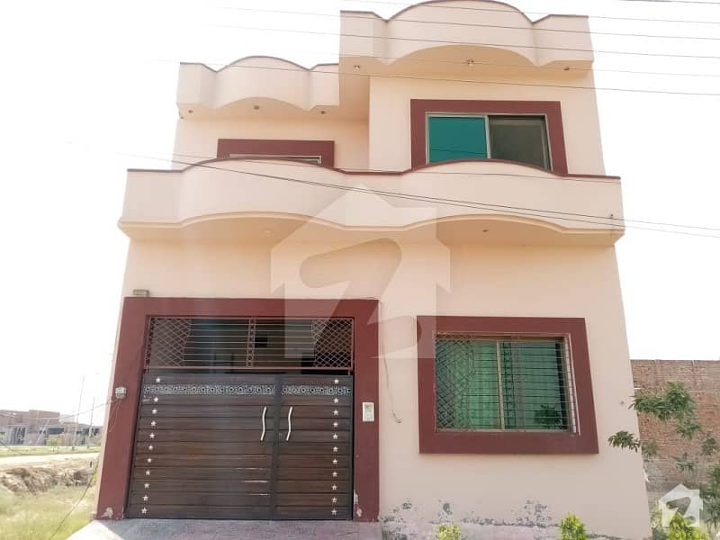 4.4 Marla House Is Available For Sale In Khayaban-E-Green