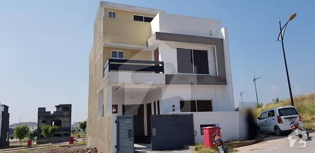 Brand New 5 Marla House Is Available For Sale In Bahria Enclave Sector H