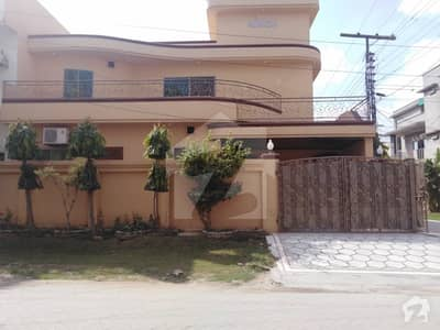 10 Marla House For Sale In Marghzar Officer Colony - R Block