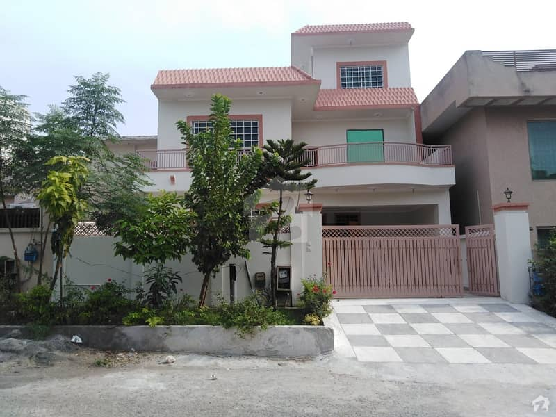 Marble Flooring Double Storey House Is Available For Sale