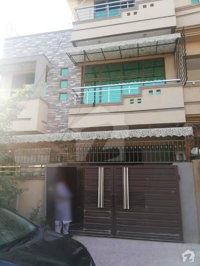A Brand New5 Marla Double Storey cornor House For Sale in Airport Housing society  Rawalpindi