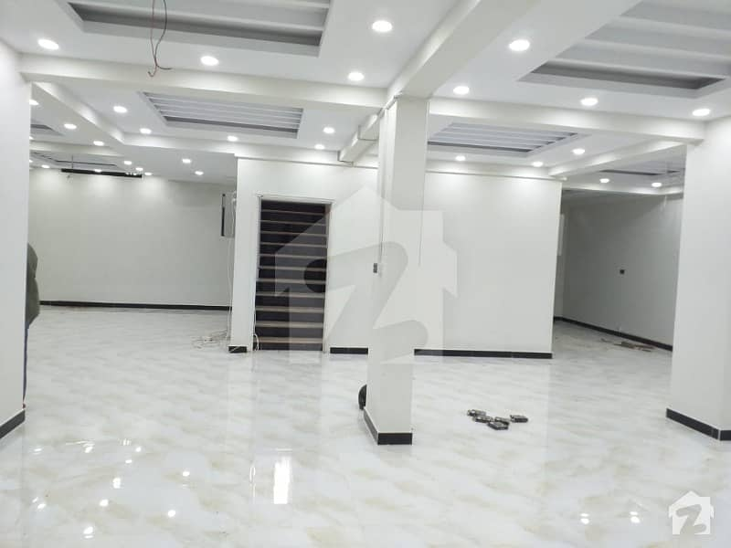 Basement For Sale In Bukhari Commercial Area