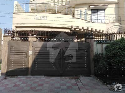 7 Marla Triple Storey House Is Available For Sale In Cheema Town Phase 2