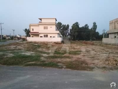 34. 25 Marla Residential Corner Plot Is Available For Sale