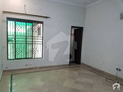 13 Marla Brand New Type Lower portion Is For Rent in Wapda Town Housing Society Lahore J2 Block