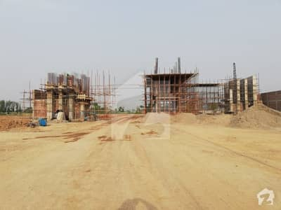 5 Marla Residential Plot For Sale In Palm City Housing Scheme  D Block Plot No 781