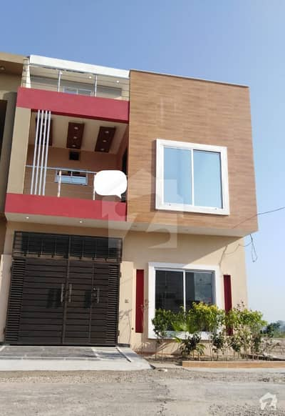 Ali Bhai Estate Offers Formanites Housing Society 3 Marla Low Budget House For Sale