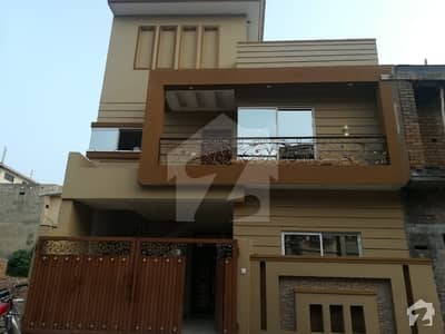 05 Marla Brand New Double Unit Corner House Is Available For Sale