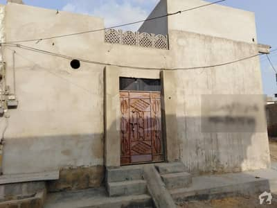 Single Storey House Is Available For Sale In Gulshan-e-Surjani